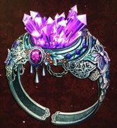 Royal amethyst ring by isaac77598-d7o8t3g