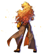 RWBY Yang Xiao Long Volume 4