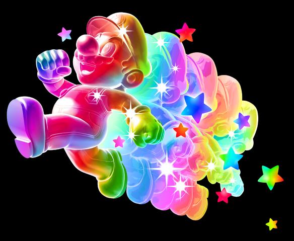 File:Rainbow Mario - Super Mario Galaxy.png