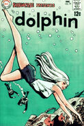Dolphin DC Comics
