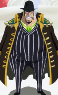 Capone Bege Anime Post Timeskip Infobox