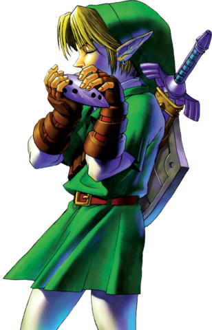 File:Link Ocarina of Time.png