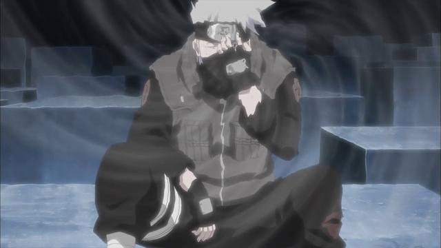 File:Kakashi Using Kamui on Himself.png