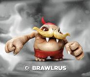 Brawlrus Promo