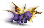 Spyro charge2