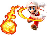 Fire Mario Fireball