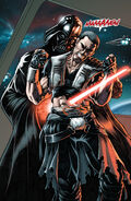 Impalement By Darth Vader