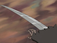 Third Kazekage's Retractable Blade