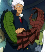 Reptile Beast Arm