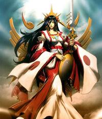 Amaterasu-sun-goddess