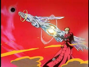 Vash Angel Arm