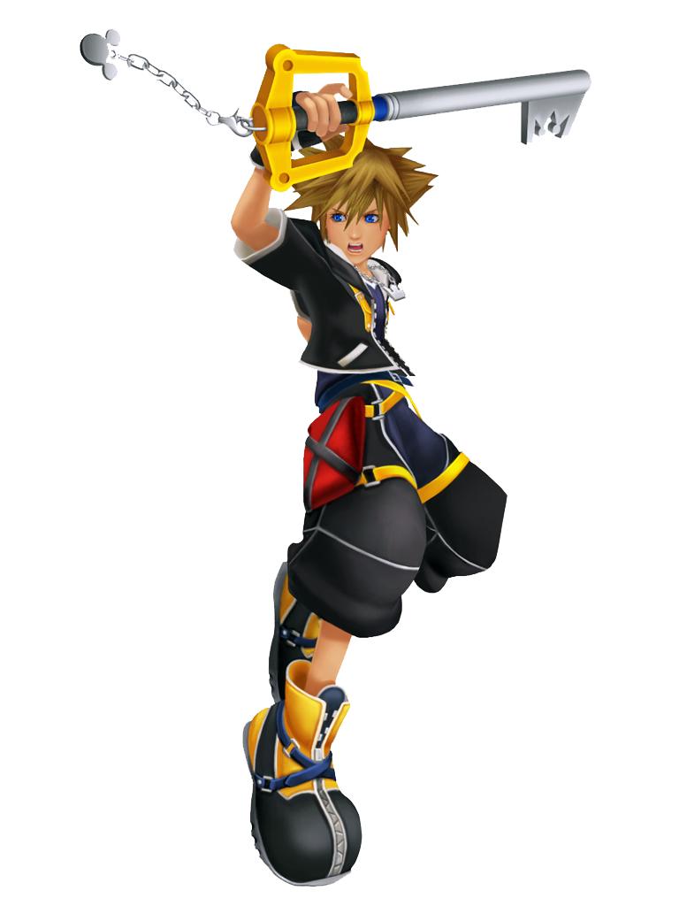File:Sora Kingdom Hearts.png