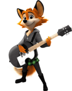Darma rock dog