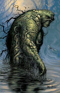 Swamp thing lead