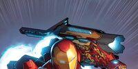 High-Tech Exoskeleton