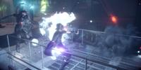 Divine Bolt Projection