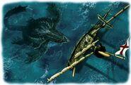 D&D Dragon turtle