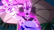 Lord Beerus Angered
