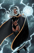 Omega-Level Queen Storm Blast