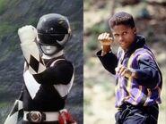 Zack Power Ranger