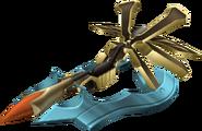 Keyblade Glider Terra Kingdom Hearts