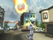 Meteor Strike Gun - Destroy All Humans 2