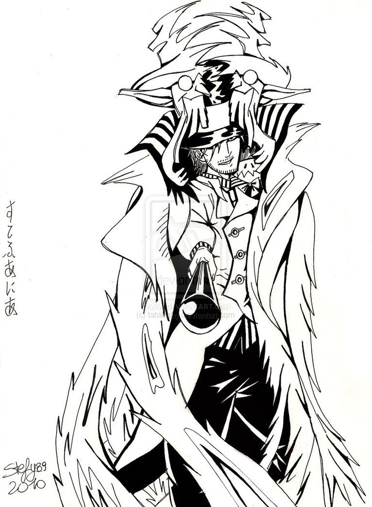 Image - Millennium Earl D Gray Man by tatababy.jpg | Superpower ...