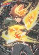 Tsuna Dying Will Mode