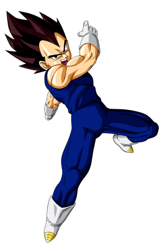 File:Vegeta DBZ Vector.png
