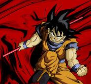Goku Power Pole