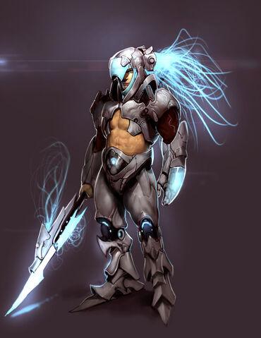 File:Zero the Aztec warrior by Robotpencil.jpg