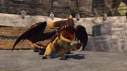 Triple Stryke Dragon