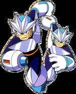 Gemini Man Megaman 3