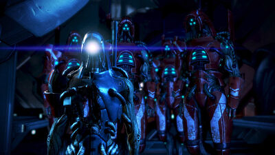 Geth with Legion and Primes
