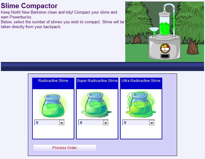 SlimeCompactor