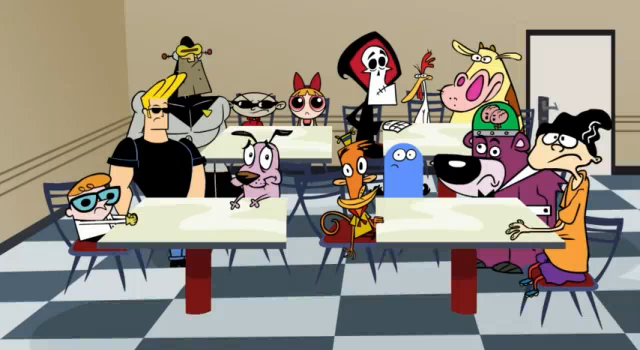 File:The old cartoon network characters on mad by amandayedor-d5jjtre.png