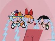 The Powerpuff Girls are Crying