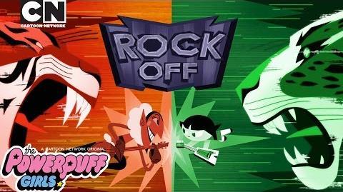 Powerpuff Girls Buttercup VS HIM! Cartoon Network