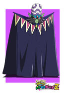 Powerpuff Girls Z Mojo Jojo by sergevirusx