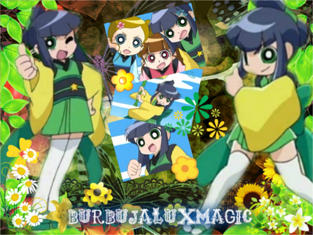File:Powerpuff girls z oh edo chaki chaki girls by burbujaluxmagic-d5eo559.png