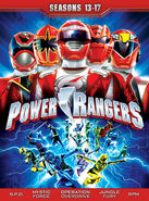 Power Rangers Seasons 13-17