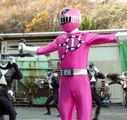 Starting Station - ToQ 1gou Pink
