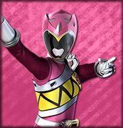 Kyoryu Pink (Dice-O)