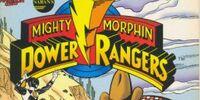 Mighty Morphin Power Rangers (Hamilton) Vol. 1 Issue 5