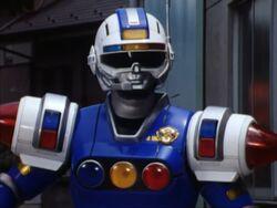 Turbo Blue Senturion