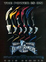 Film MMPR Poster