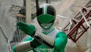 TimeGreen (Super Hero Taisen Otsu)