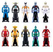 Extra Hero Ranger Keys