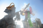 Toqger Ep. 3 ToQ-Oh Battle