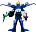 RPM-Mach Megazord Tail Spinner